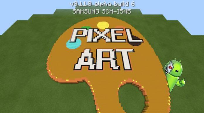 Pixel Art Generator for MCPE