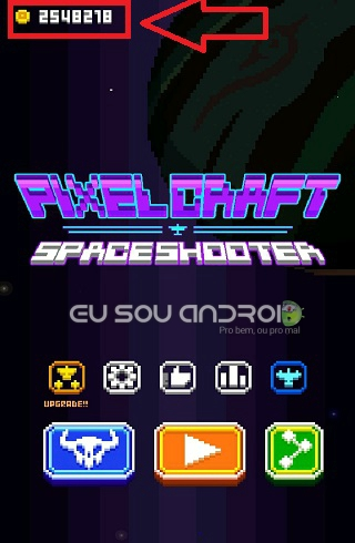 Pixel Craft Space Shooter