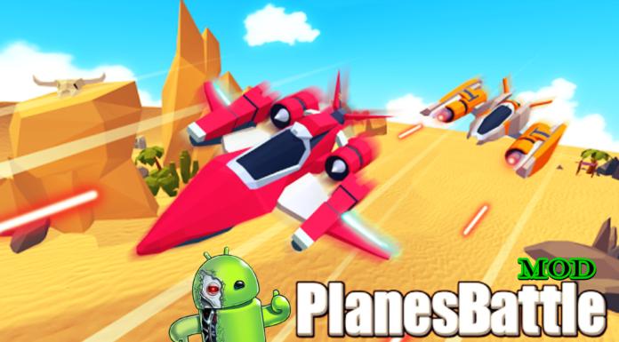 Planes Battle Mod