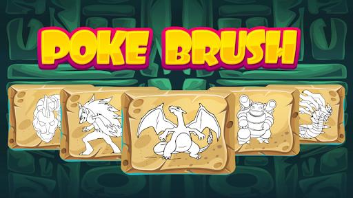 Poke Brush