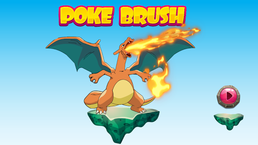 Poke Brush