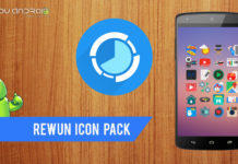 Rewun Icon Pack