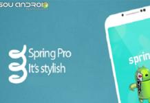 Spring Pro - It's stylish