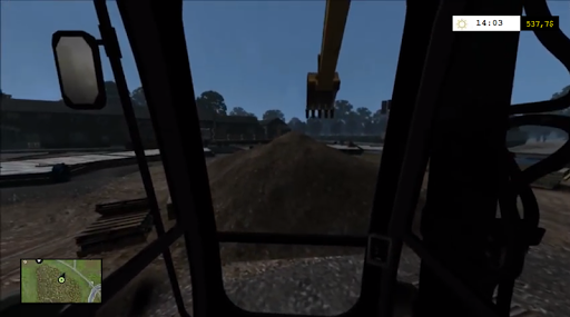 Simulator Construction 2017 HD