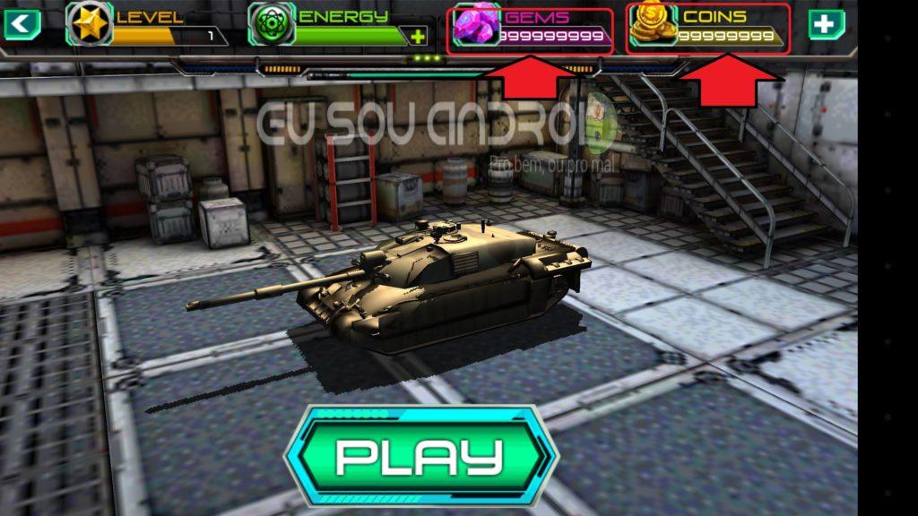 teel Robot Tank Fight 2017