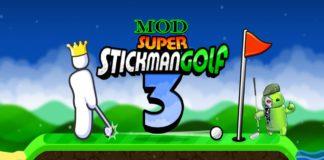 Super Stickman Golf 3 Mod