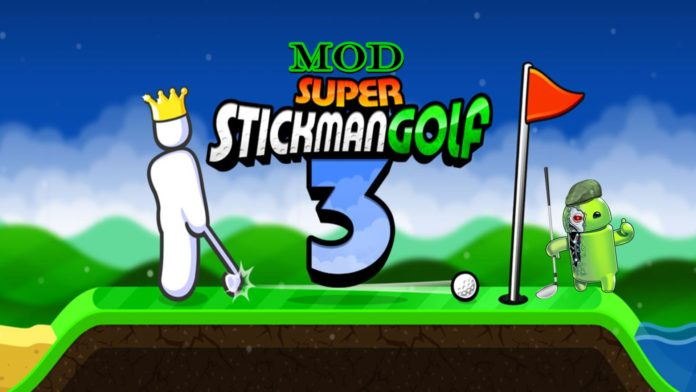 Super Stickman Golf 3 Mod