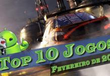 TOP 10 Jogos Fevereiro de 2017