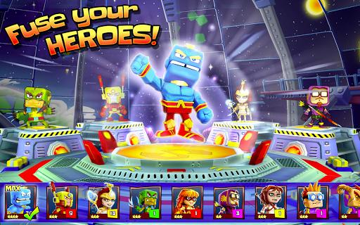 Team Z League of Heroes