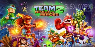 Team Z Leagueof Heroes