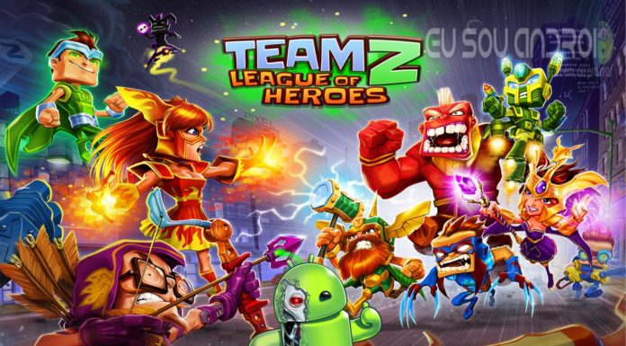 Team Z Leagueof Heroes