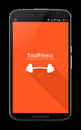 Total Fitness Treino E Ginásio