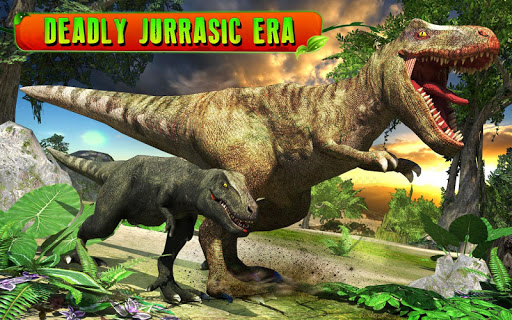 Ultimate T Rex Simulator 3D