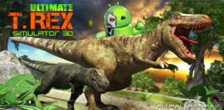 Ultimate T Rex Simulator 3D
