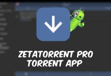 zetaTorrent Pro Torrent App