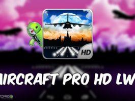 Aircraft Pro HD LWP