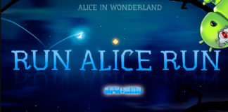 Alice in Wonderland Run Alice