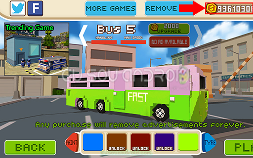 City Bus Simulator Craft