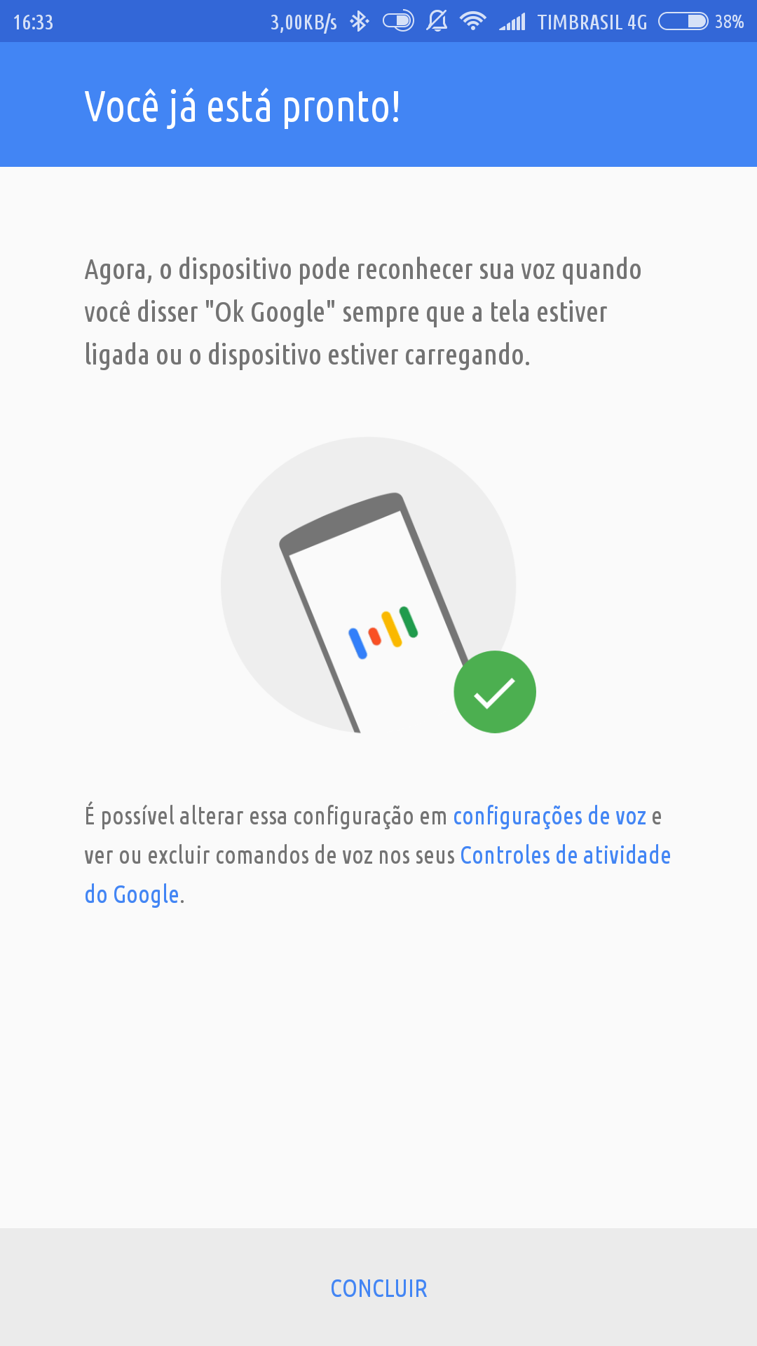 Como Ativar Comando de Voz Ok Google em Seu Dispositivo