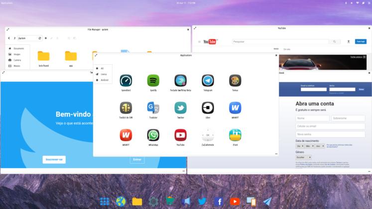 Como Deixar o Android com Aparência do Mac