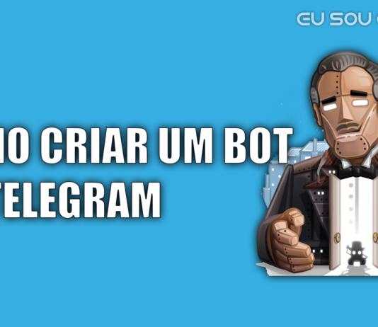 Como criar um bot no telegram