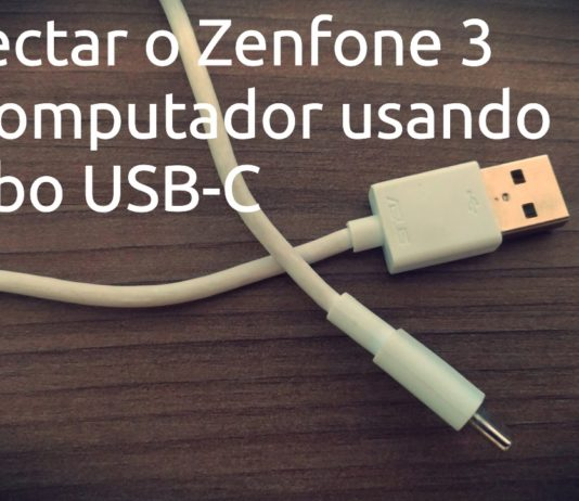 Conectar o Zenfone 3 no Computador