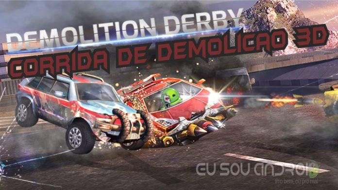 Demolition Derby Corrida de Demolição 3D