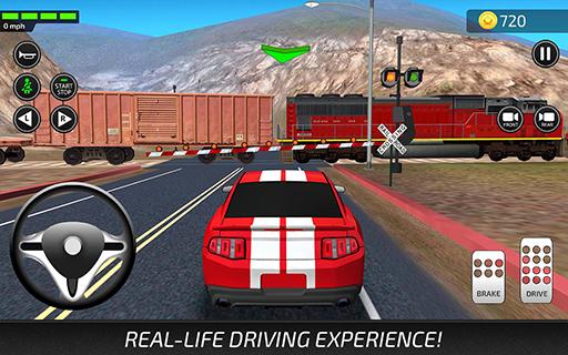 Driving Academy Simulator 3D