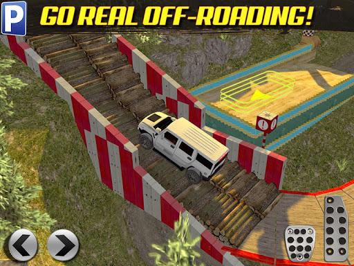 Extreme Hill Climb Parking Sim