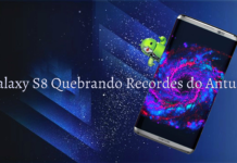 Galaxy S8 Quebrando Recordes do Antutu