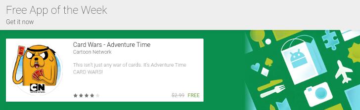 Google Adiciona a Seção App Grátis da Semana a Play Store (2)