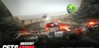 Highway Getaway Chase TV