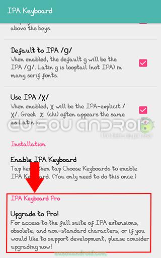 IPA Keyboard v1 0 8 MOD APK - Eu Sou Android