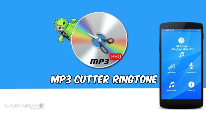 MP3 Cutter Ringtone Maker Pro