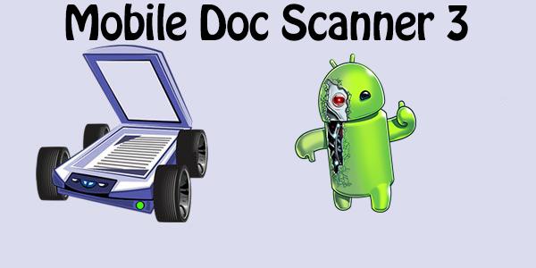 Mobile Doc Scanner 3