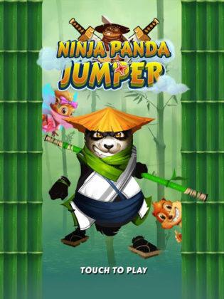 Ninja Panda Jumper