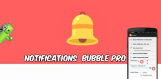 Notifications in bubble Pro