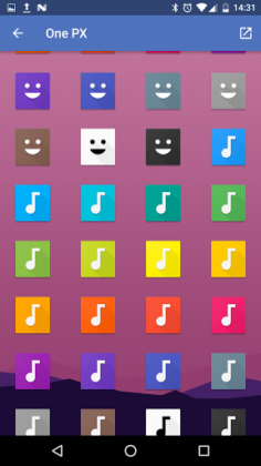 OnePX Icon Pack