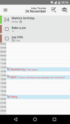 Organizador Day by Day
