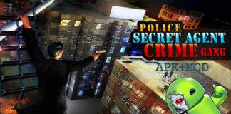 olice Secret Agent Crime Gang