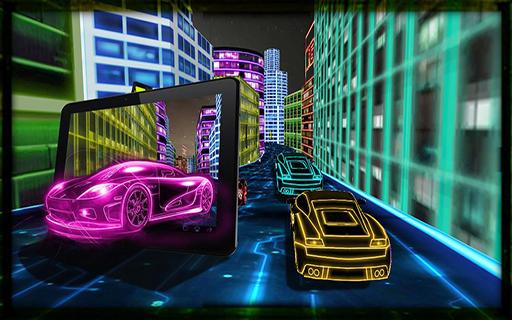 Real Neon Racing