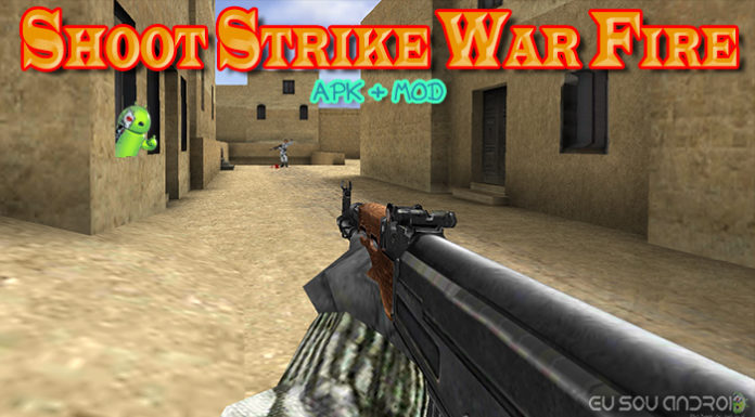 Shoot Strike War Fire