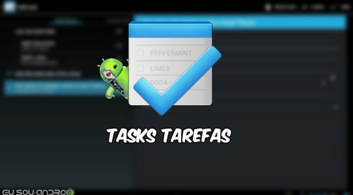 Tasks Tarefas