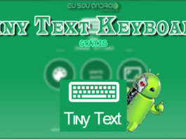 Tiny Text Keyboard