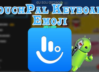 TouchPal Keyboard Emoji
