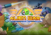 Tower Defense Defesa Alien war TD