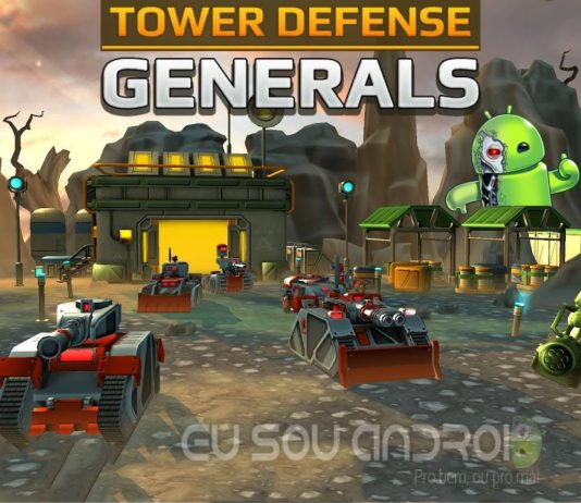 Tower Defense Generals TD