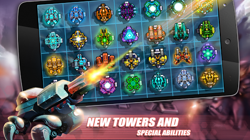 Tower Defense Invasion HD