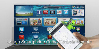 Usar o Smartphone Como Controle Remoto