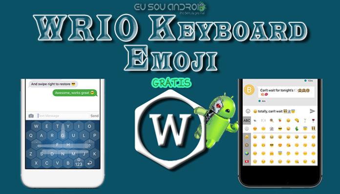 WRIO Keyboard Emoji